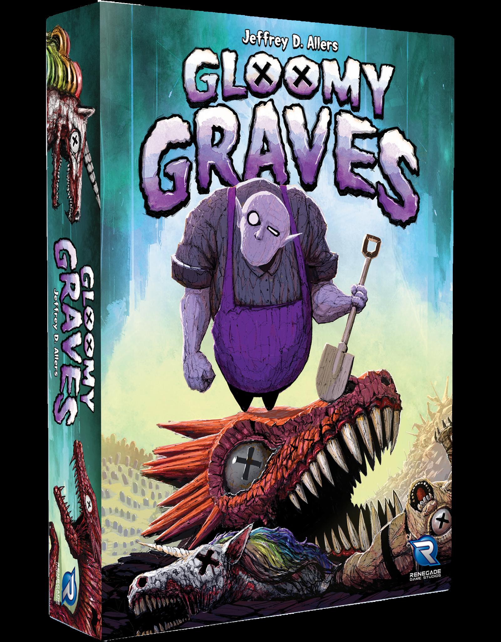 RENEGADE GAMES STUDIOS Gloomy Graves