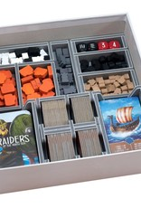 Folded Space Box Insert: Raiders of the North Sea/Exp