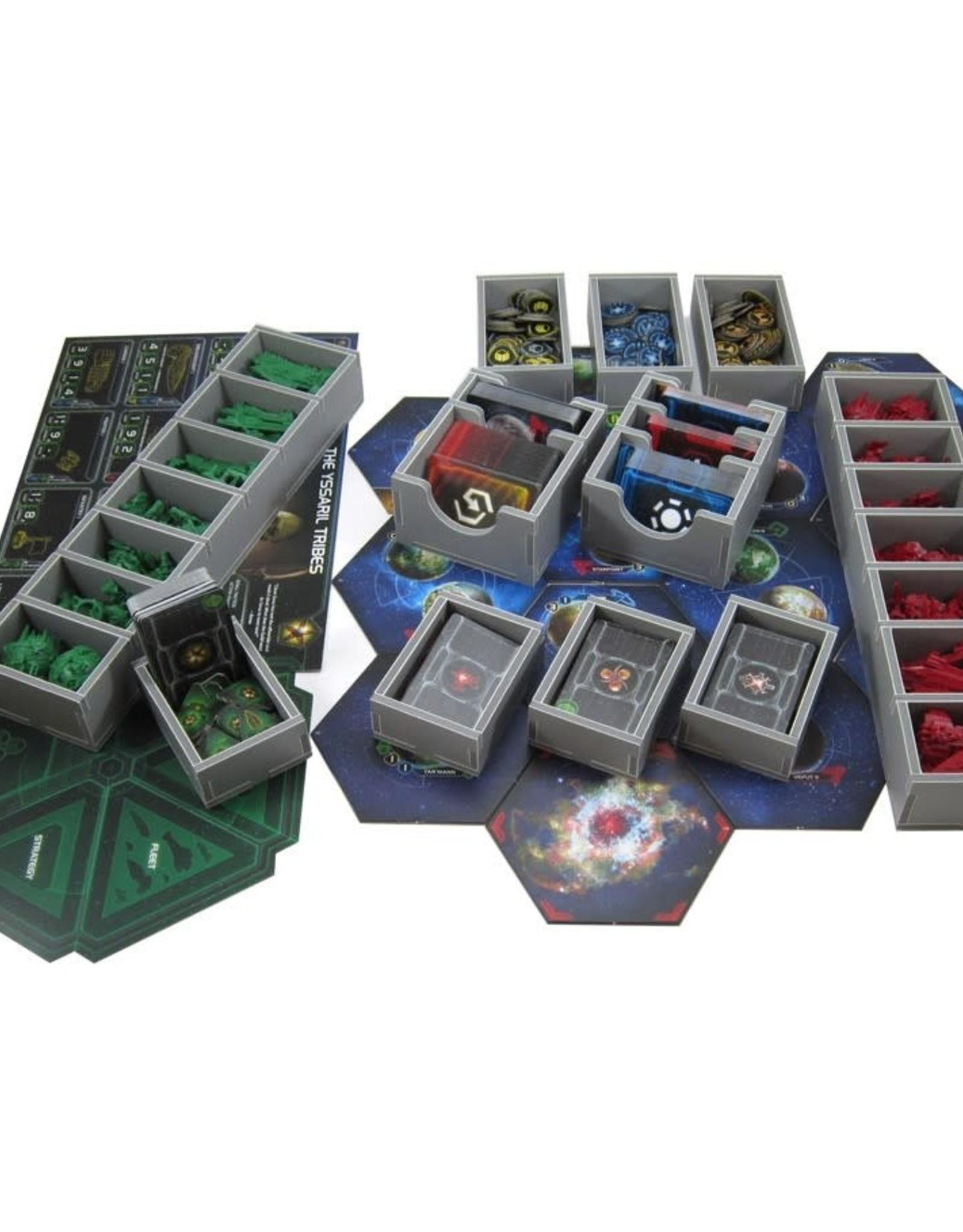 Folded Space Box Insert: Twilight Imperium 4 & Exps