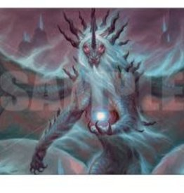 Ultra Pro Ikoria - Illuna, Apex of Wishes Playmat V2