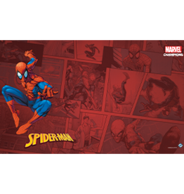 Fantasy Flight Marvel Champions LCG: Spider-Man Game Mat