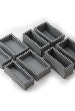 Folded Space Box Insert: Living Card Games 2 Small