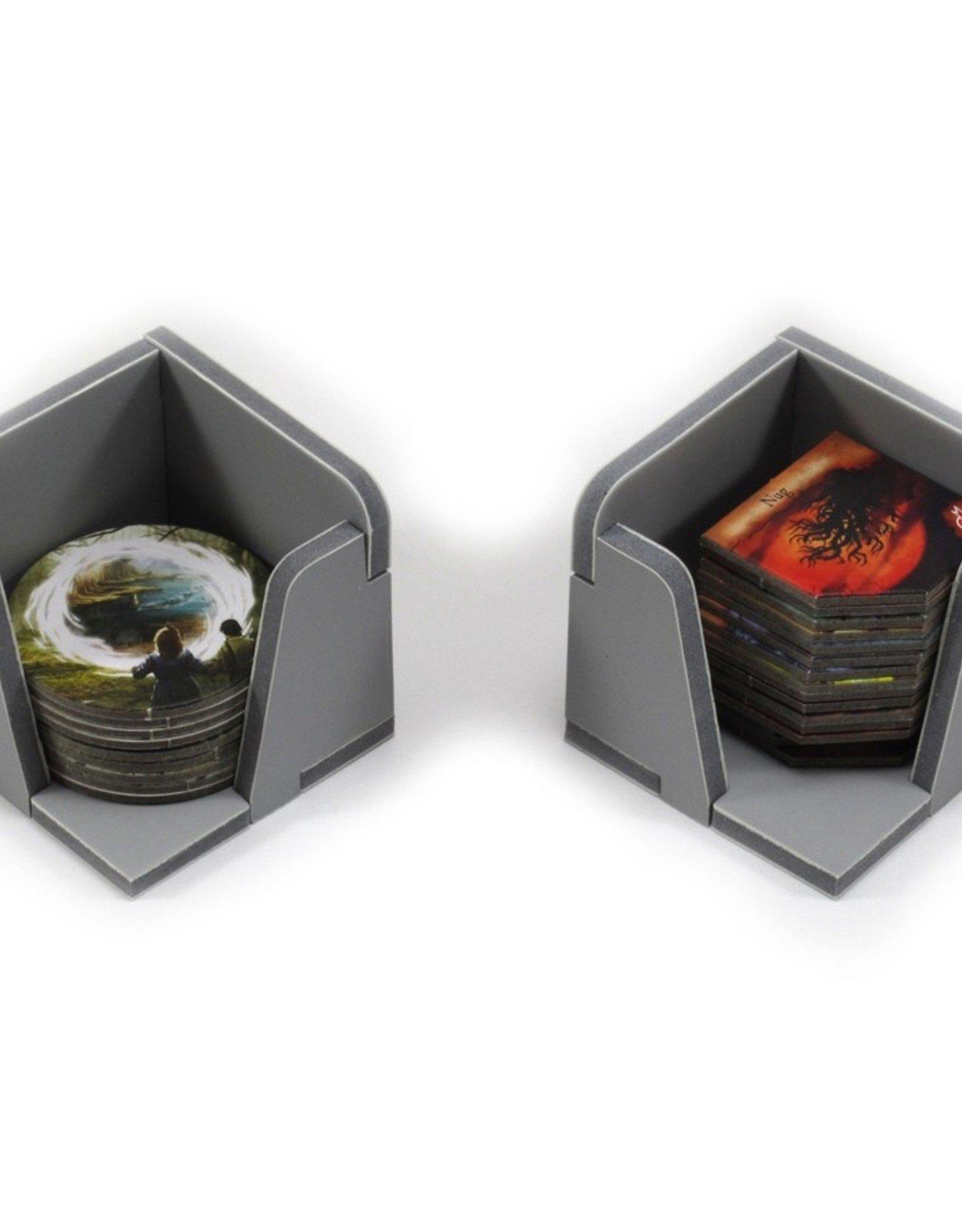 Folded Space Box Insert: Eldritch Horror & SSB Expansion