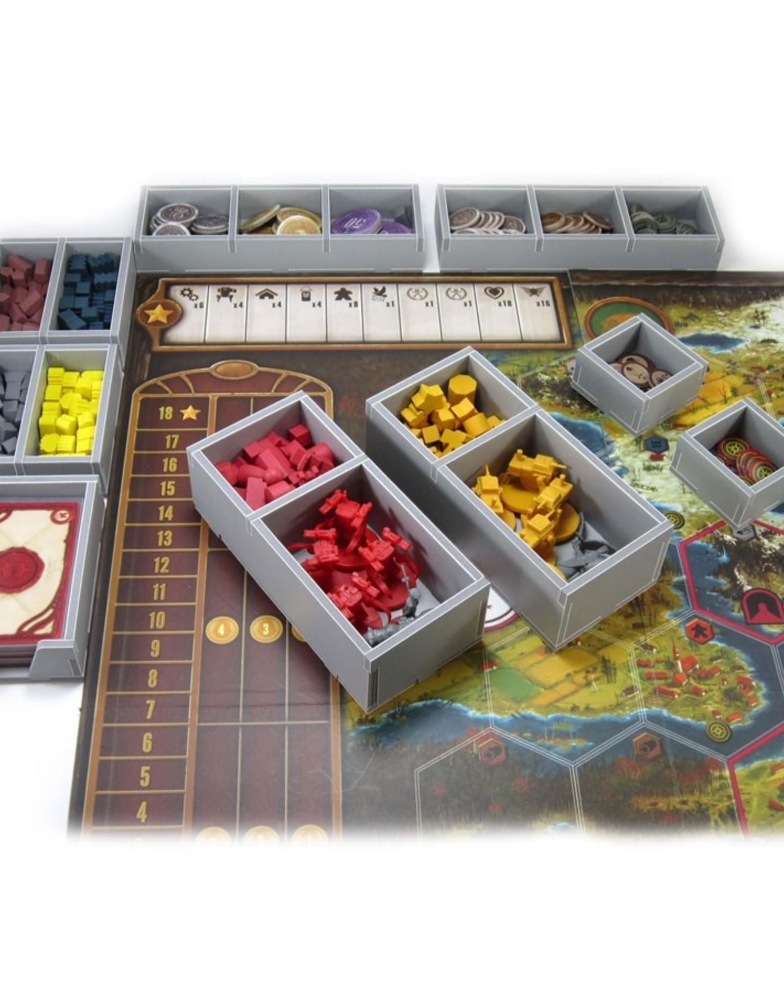 Folded Space Box Insert: Scythe & Invaders from Afar