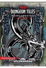 WOTC D&D RPG: Dungeon Tiles Reincarnated - Wilderness
