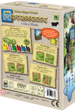 Z-Man Games Carcassonne Expansion 9: Hills and Sheep
