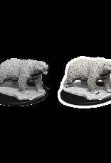 Wizkids D&D Mini: NM Primed: Polar Bear