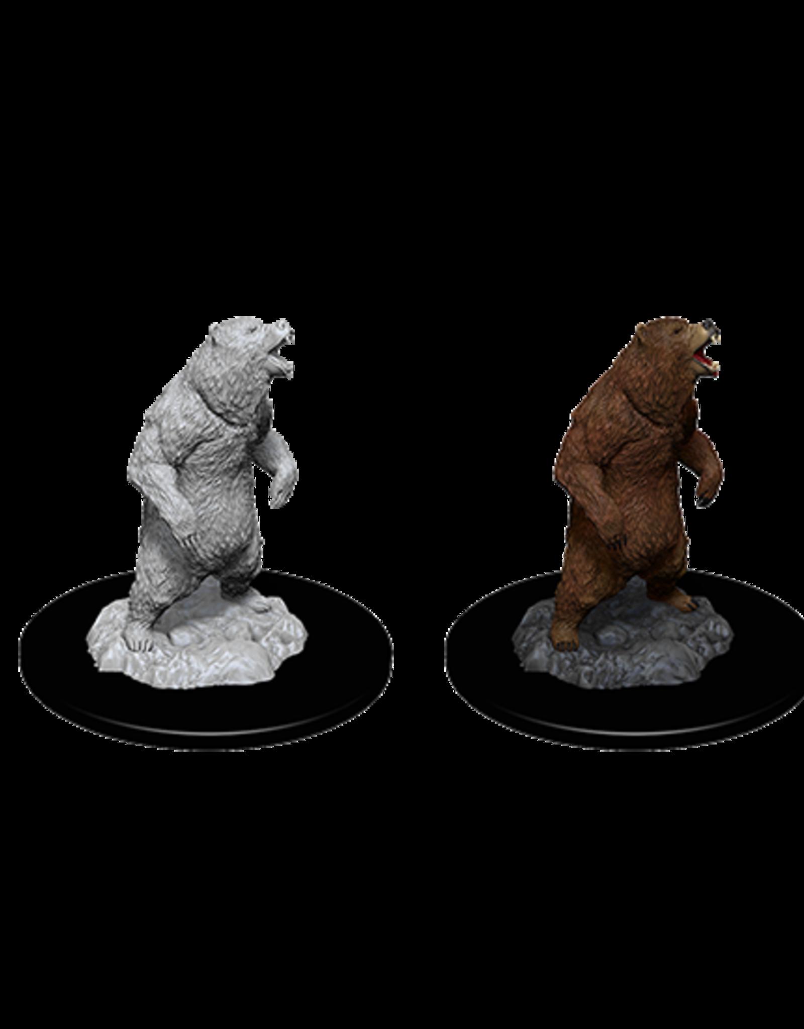Wizkids D&D Mini: NM Primed: Grizzly