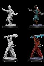 Wizkids D&D Mini: NM Primed: Female Human Rogue