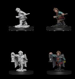 Wizkids D&D NM Primed Mini: Male Halfling Rogue