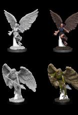 Wizkids D&D NM Primed Mini: Harpy and Aarakocra