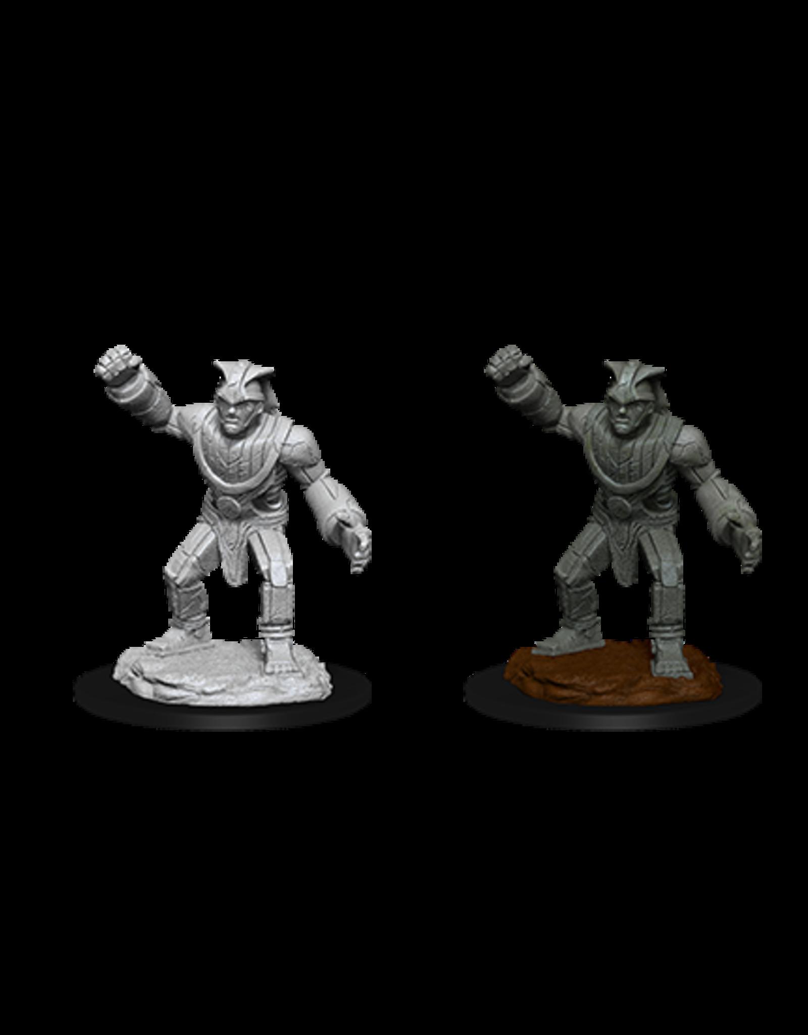 Wizkids D&D NM Primed Mini: Stone Golem