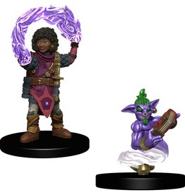 Wizkids Wardlings Painted: Girl Wizard with Genie