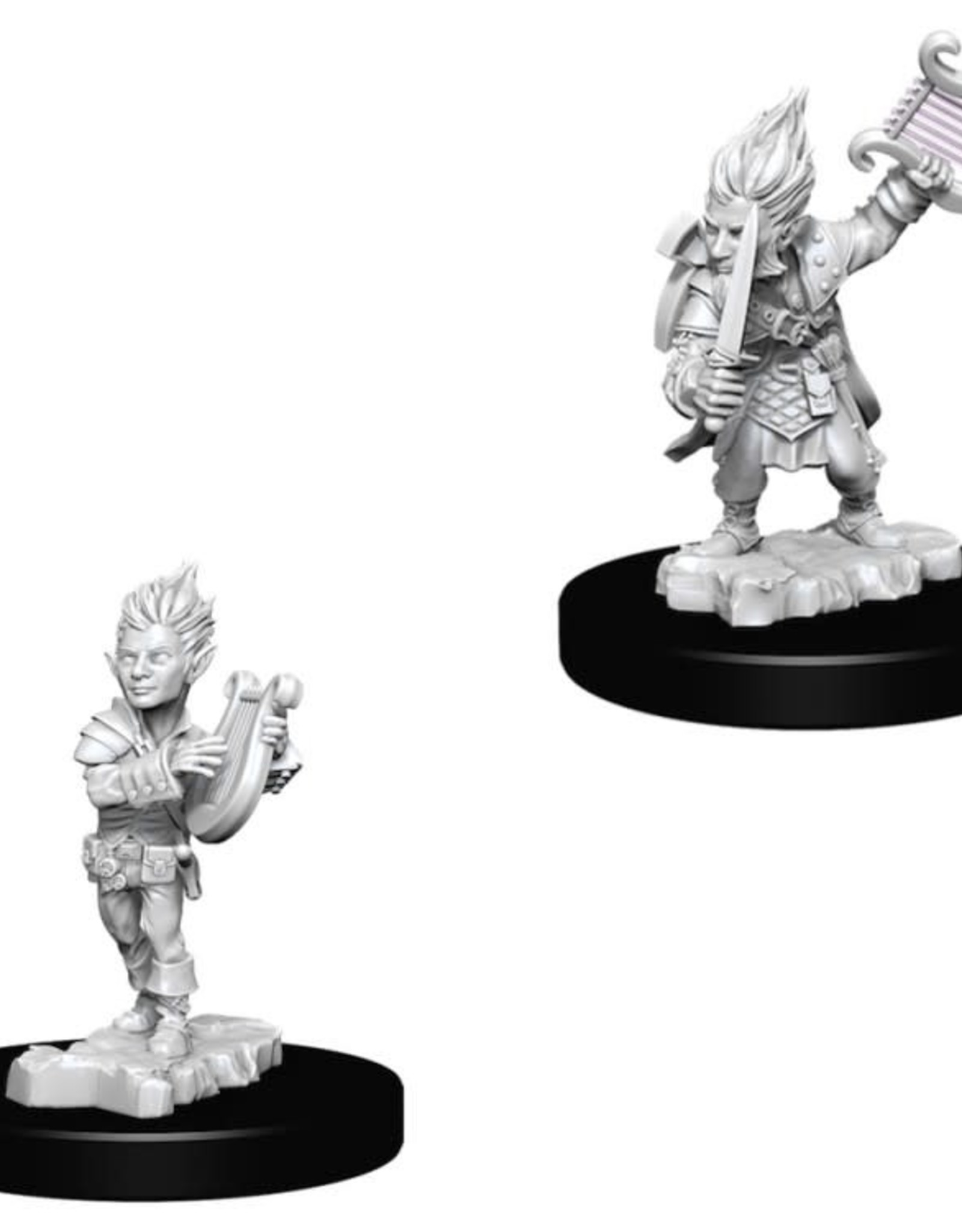 Wizkids Pathfinder Deepcuts Mini: Gnome Male Bard