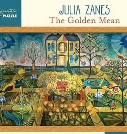 Pomegranate 1000 pc Julia Zanes: The Golden Mean