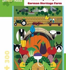 Pomegranate 300 pc Charley Harper: Gorman Heritage Farm
