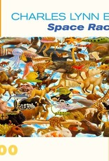 Pomegranate 2000 pc Charles Lynn Bragg: Space Race Puzzle