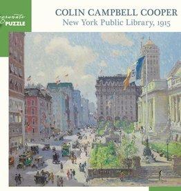 Pomegranate 1000 pc Cooper: New York Public Library Puzzle