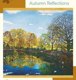 Pomegranate 1000 pc Emma Haworth: Autumn Reflections Puzzle
