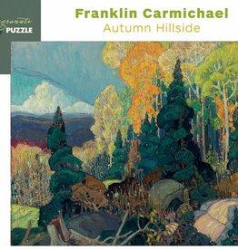Pomegranate 1000 pc Franklin Carmichael: Autumn Hillside Puzzle