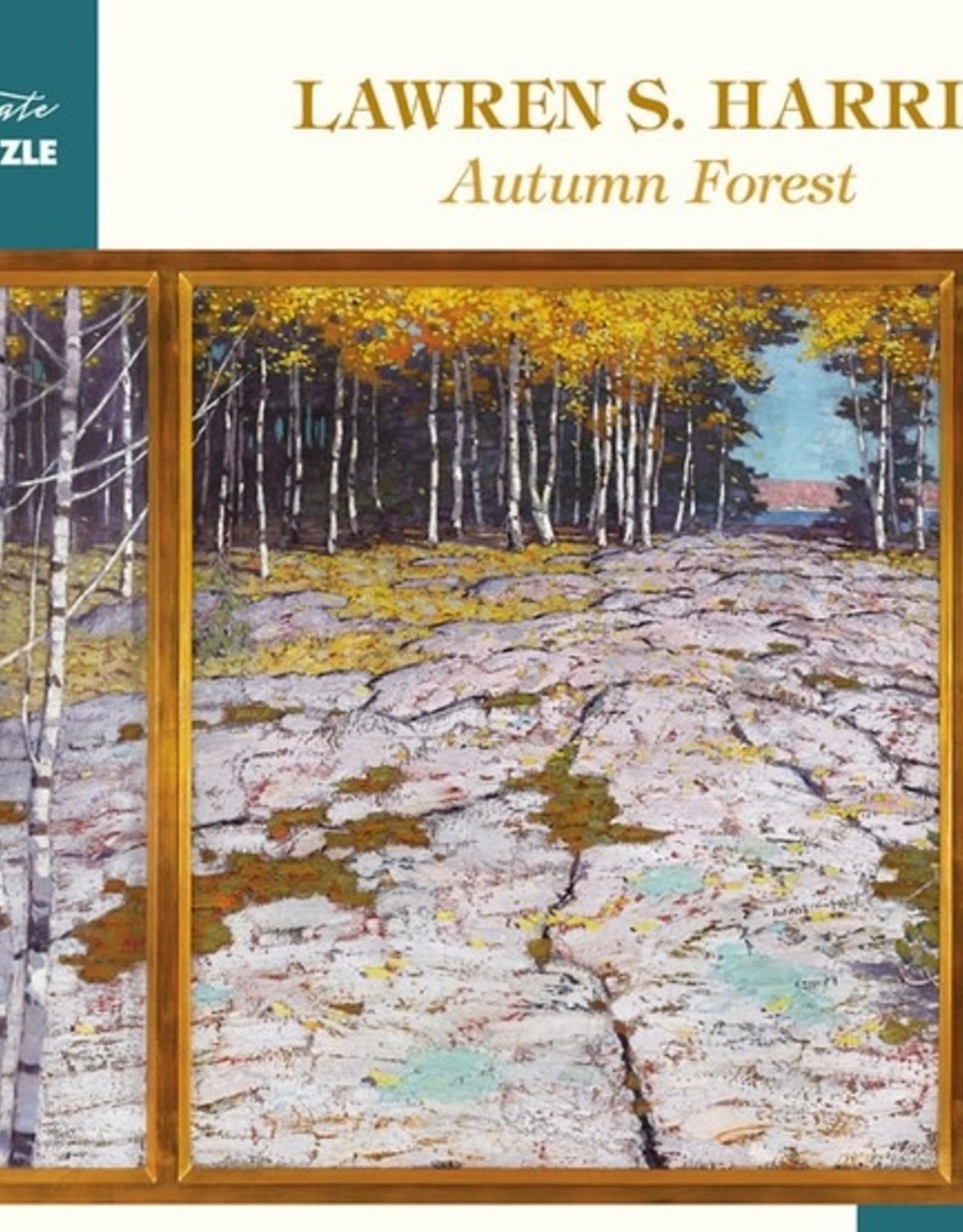 Pomegranate 1000 pc Lawren S. Harris: Autumn Forest Puzzle