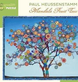 Pomegranate 500 pc Paul Heussenstamm: Mandala Fruit Tree Puzzle