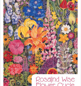 Pomegranate Rosalind Wise: Flower Cycle Block Puzzle