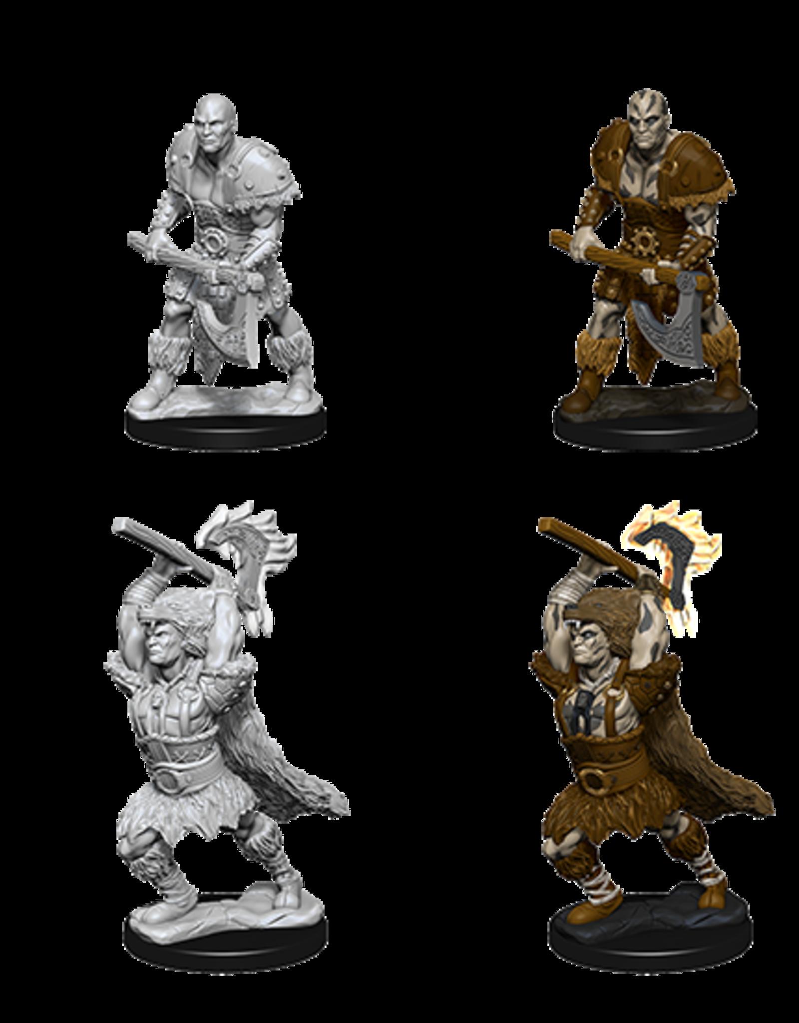 Wizkids D&D Mini: NM Primed: Goliath Barbarian