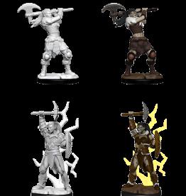 Wizkids D&D Mini: NM Primed: Female Goliath Barbarian