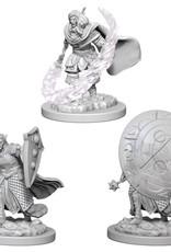 Wizkids D&D Mini: NM Primed: Elf Male Cleric