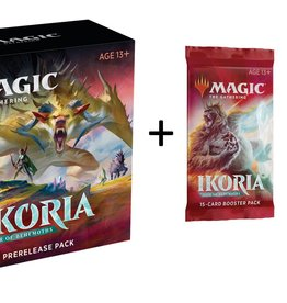 WOTC MTG: Ikoria, Lair of Behemoths Prerelease Pack