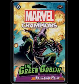 Fantasy Flight Marvel Champions LCG: The Green Goblin Scenario Pack