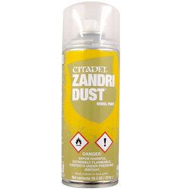 Games Workshop Citadel Spray: Primer Zandri Dust Model Paint
