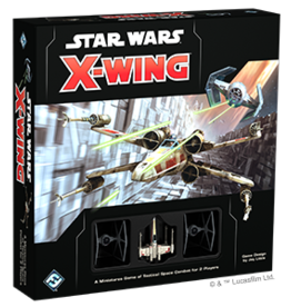 Fantasy Flight Star Wars X-Wing 2.0 Miniatures Game: Core Set