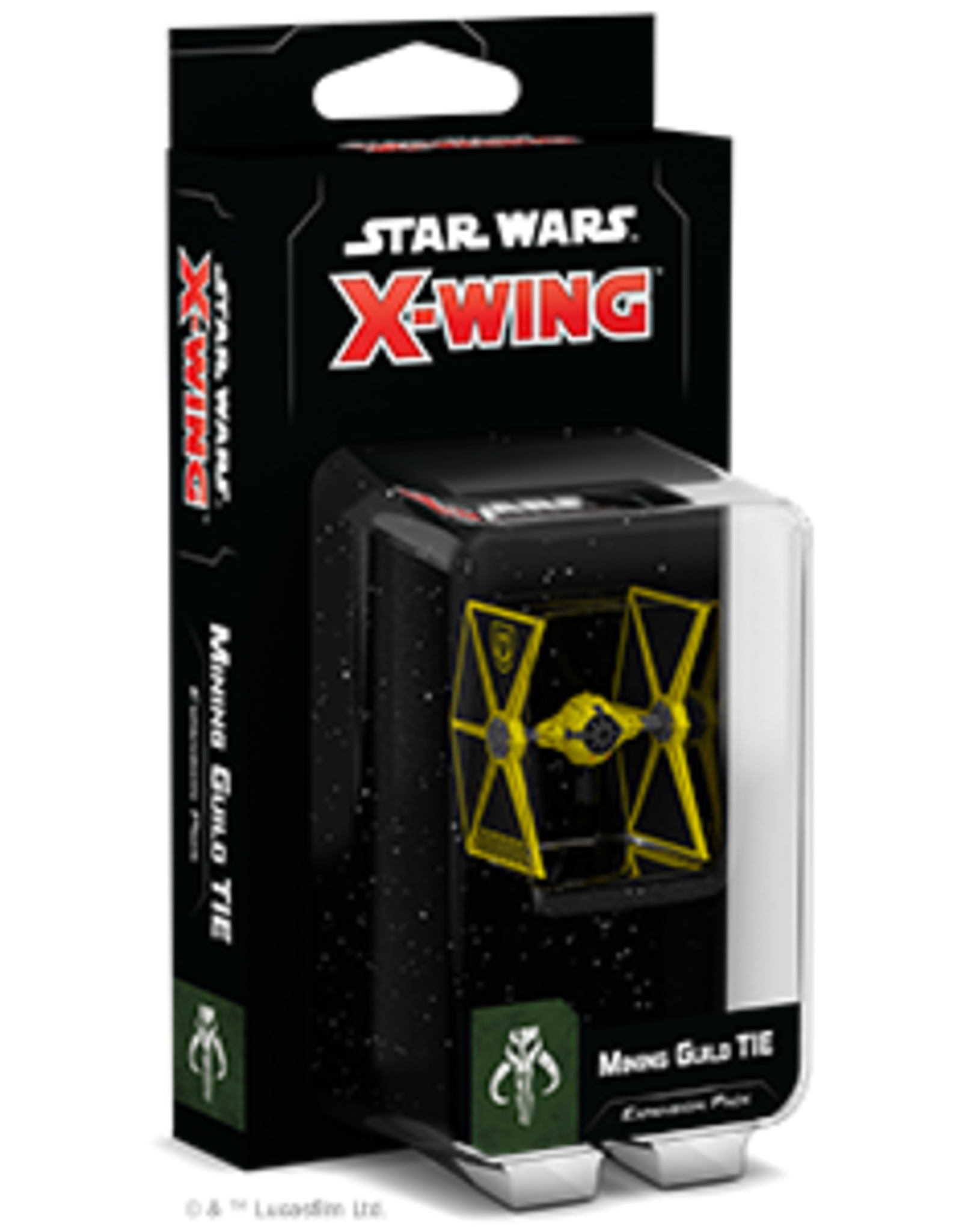 FFG Star Wars X-Wing 2.0: Mining Guild TIE Expansion Pack