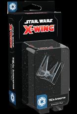 FFG Star Wars X-Wing 2.0: TIE/in Interceptor Expansion Pack