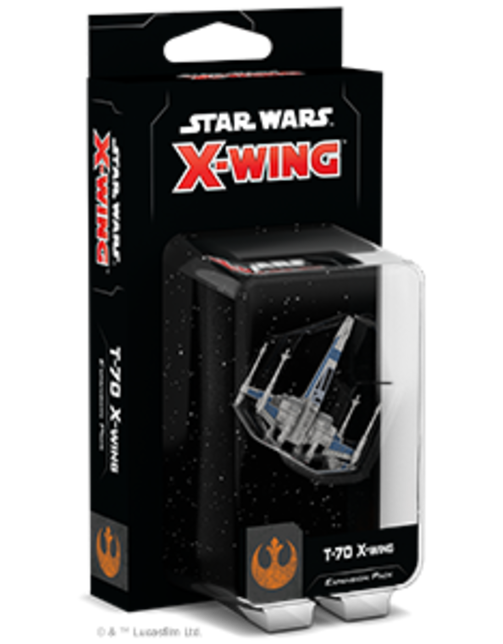 FFG Star Wars X-Wing 2.0: T-70 X-Wing Expansion Pack