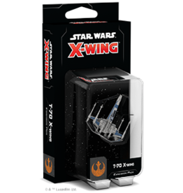 Fantasy Flight Star Wars X-Wing 2.0 Miniatures Game: T-70 X-Wing Expansion Pack