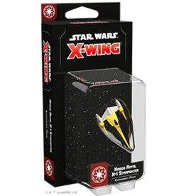 Fantasy Flight Star Wars X-Wing 2.0 Miniatures Game: Naboo Royal N-1 Starfighter Expansion Pack