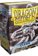 Dragon Shields (100): Classic - Clear