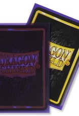 Dragon Shields (100) Matte - Clear (Purple)