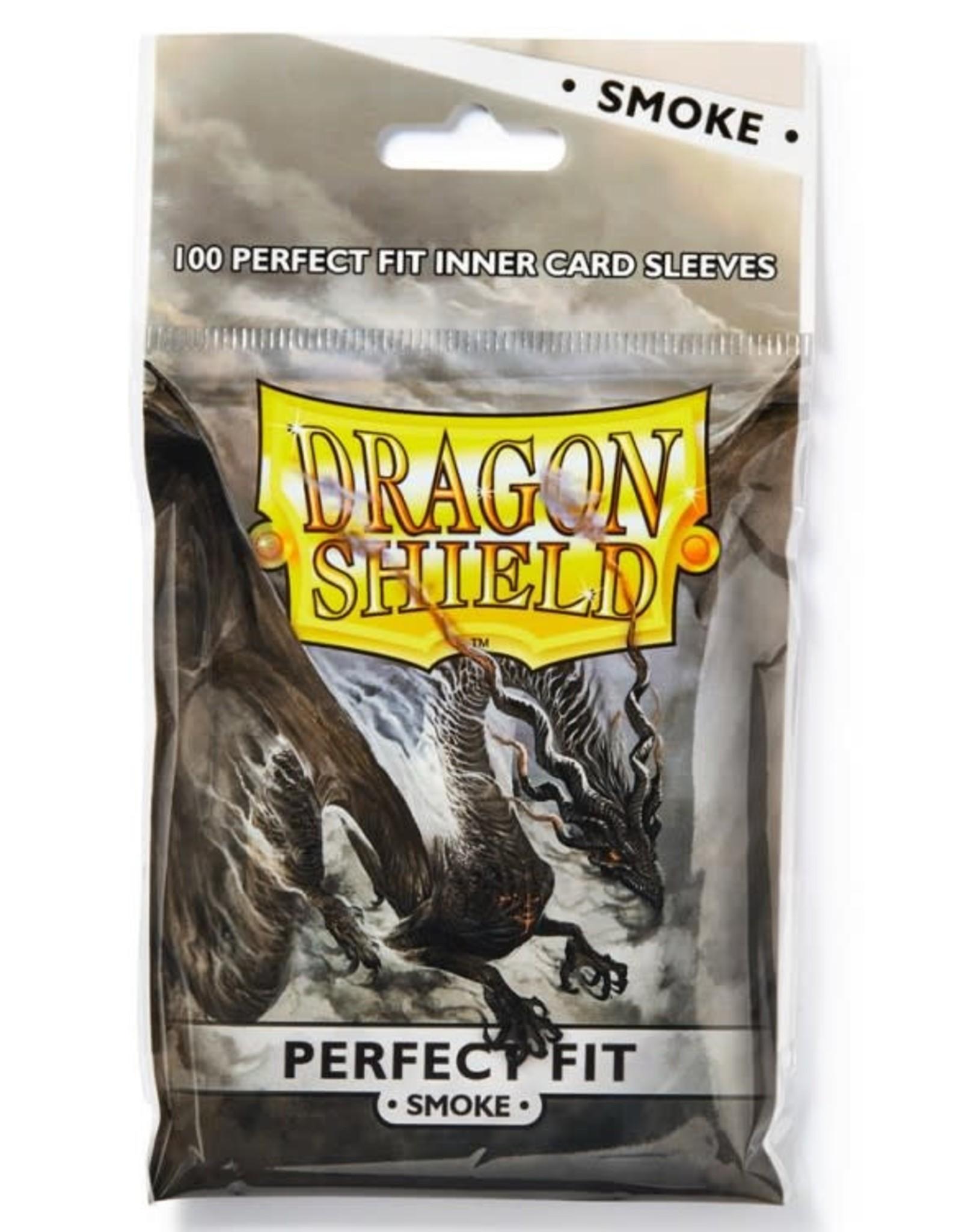 Dragon Shields Perfect Fit (100 Smoke)