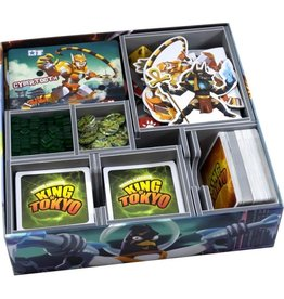 Folded Space Box Insert: King of Tokyo/New York