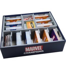Folded Space Box Insert: Marvel Champions