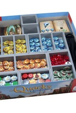 Folded Space Box Insert: Quacks of Quedlinburg