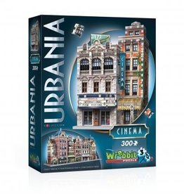Wrebbit Puzzles URBANIA COLLECTION - CINEMA