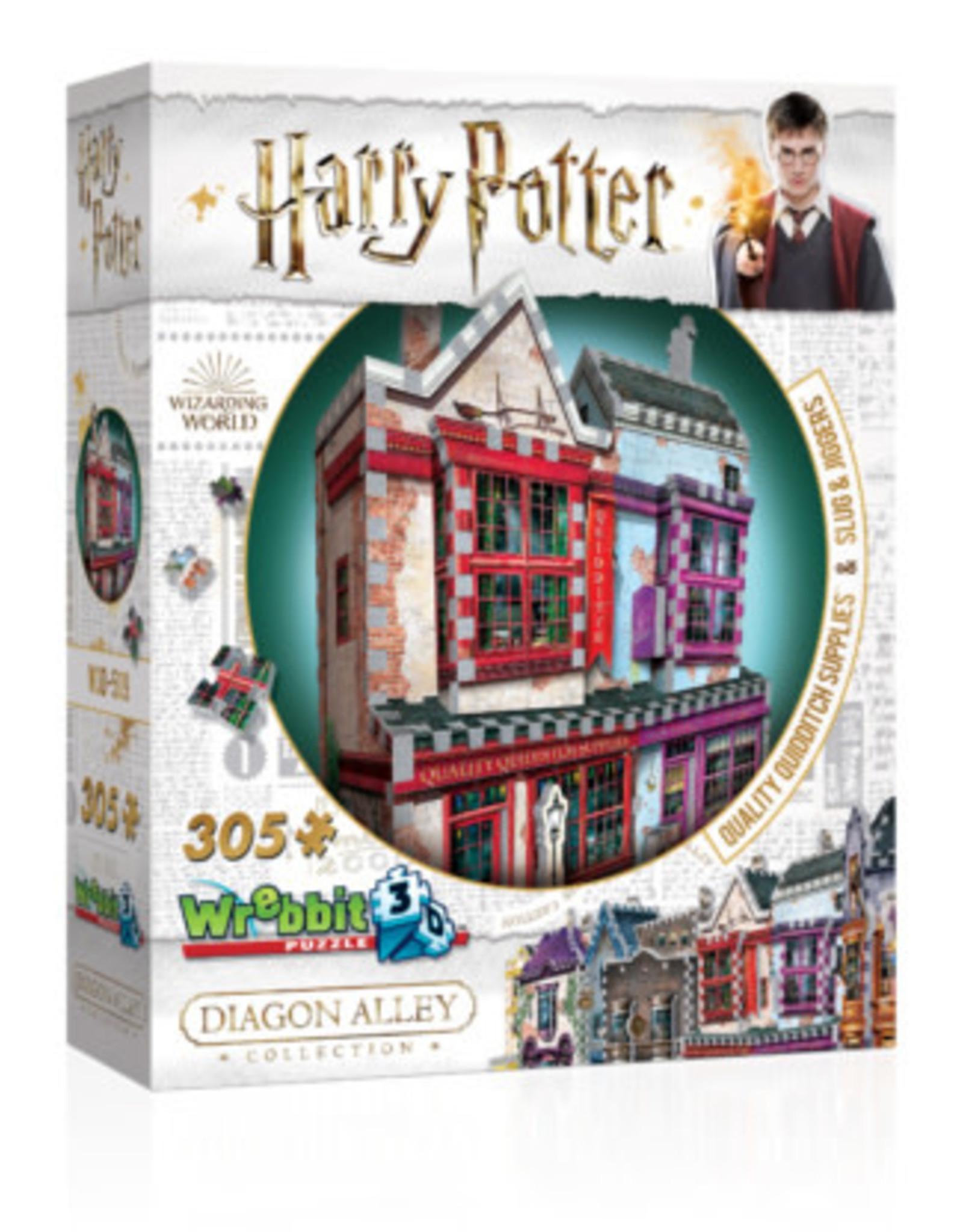 Wrebbit Puzzles Harry Potter - QUALITY QUIDDITCH SUPPLIES & SLUG & JIGGERS