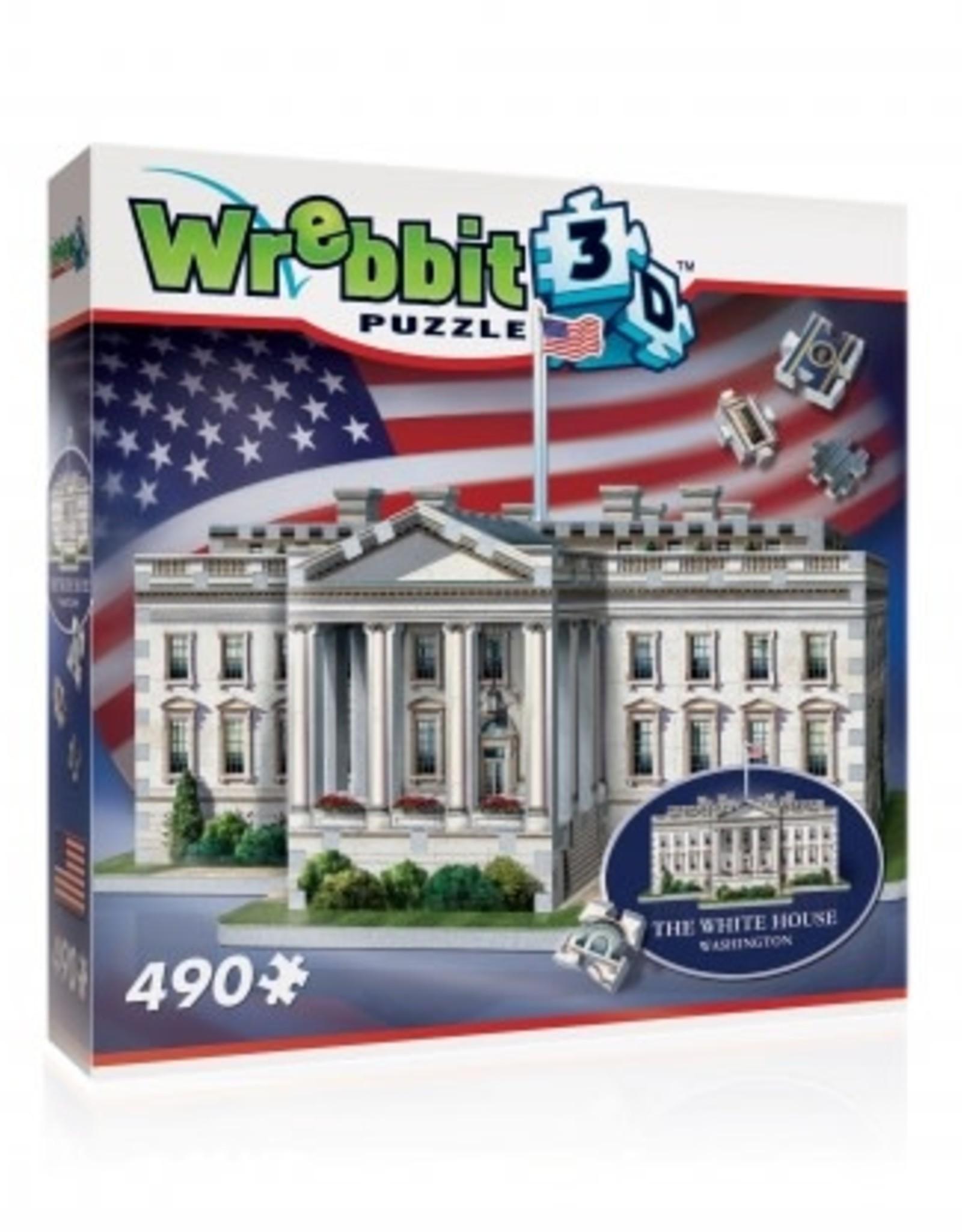 Wrebbit Puzzles  WHITE HOUSE