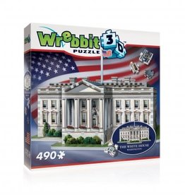 Wrebbit Puzzles WHITE HOUSE