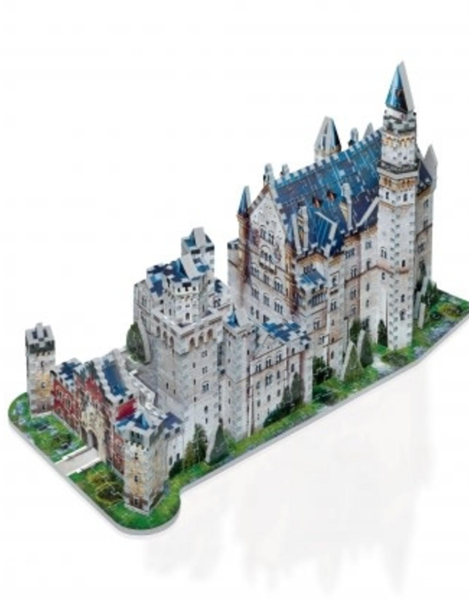 Wrebbit Puzzles NEUSCHWANSTEIN CASTLE